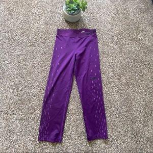 🎉Sale🎉Nike Pro Adrianna-Fit Yoga Pants Purple